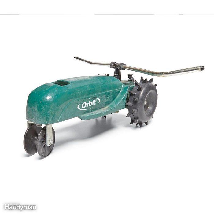 mechanical sprinkler