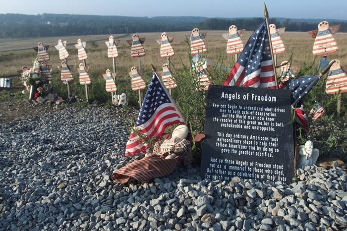 angels of freedom flight 93 memorial