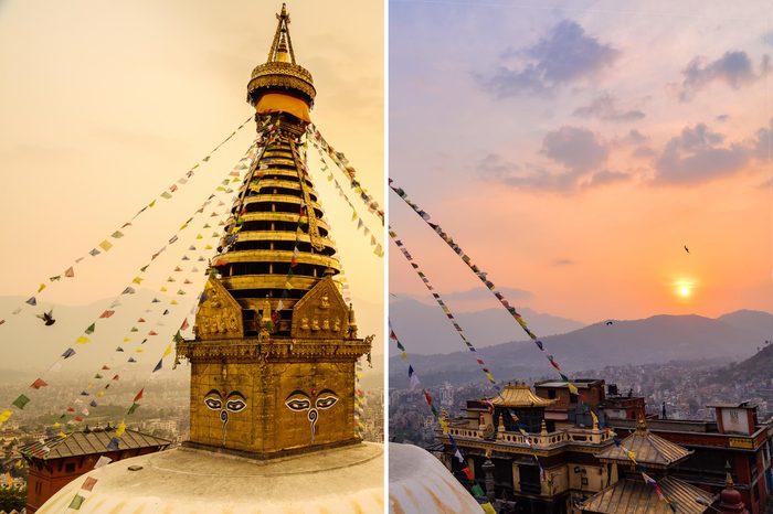 Kathmandu Nepal smog