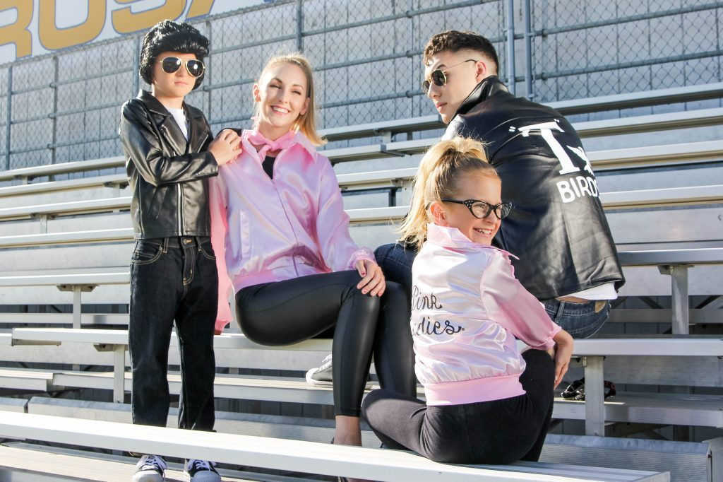 family halloween costume idea ideas grease