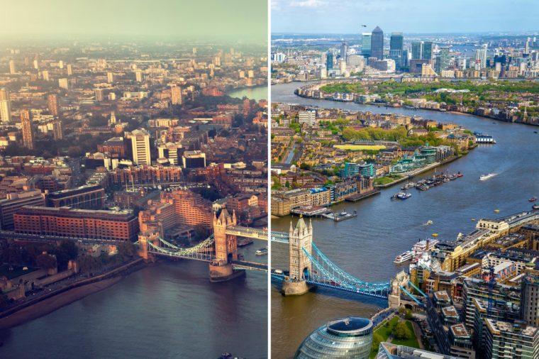 londýnsky smog