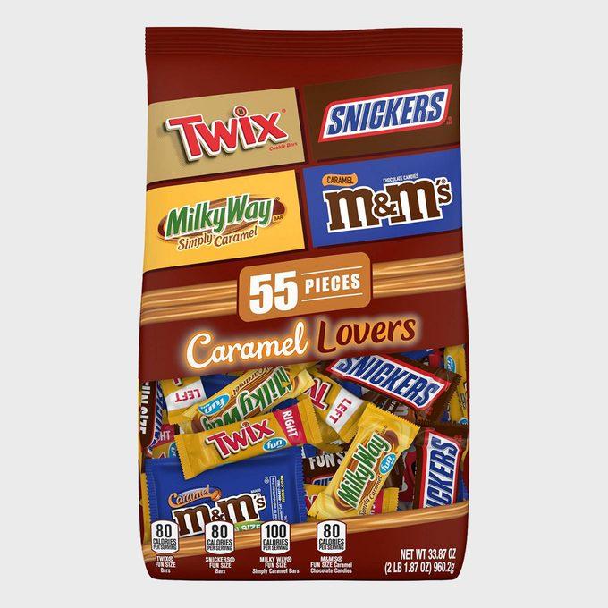 Mars Chocolate Caramel Lovers Variety Pack