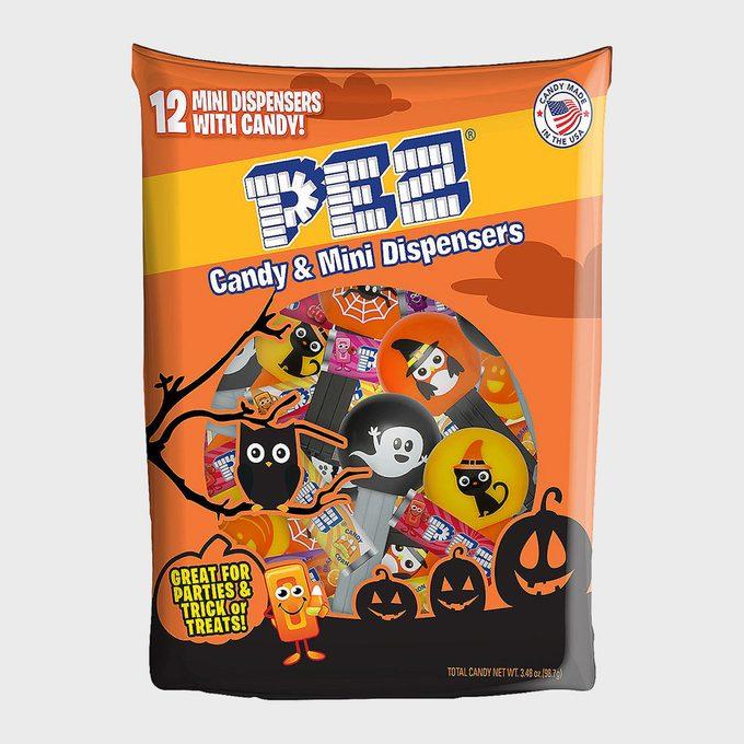 Pez Mini Halloween Dispensers