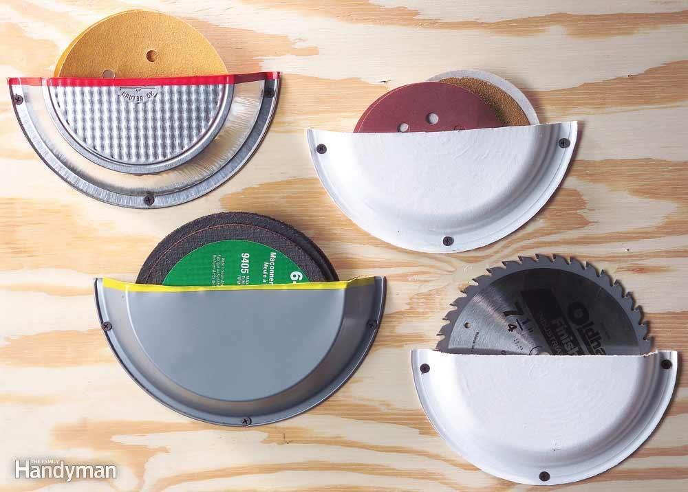 Pie Plate Storage Pockets
