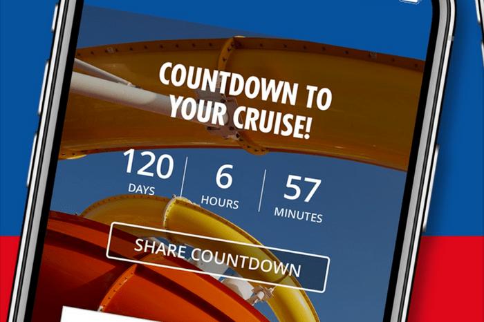 carnival cruise hub app