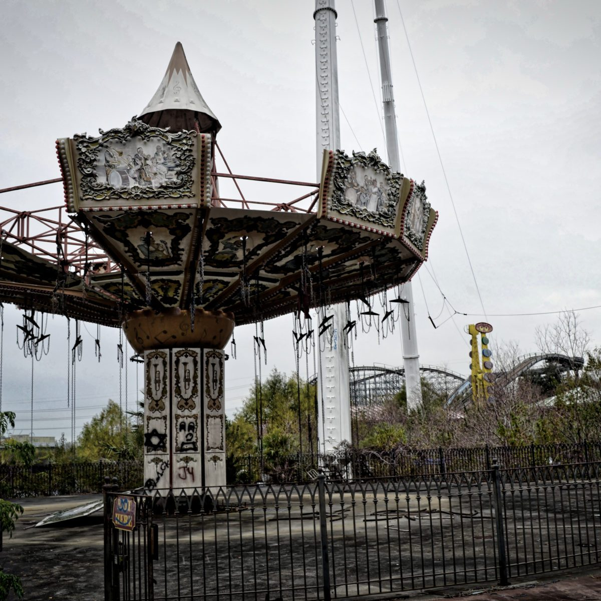 13 Attractions That Are So Creepy, They Are Off-Limits to Tourists