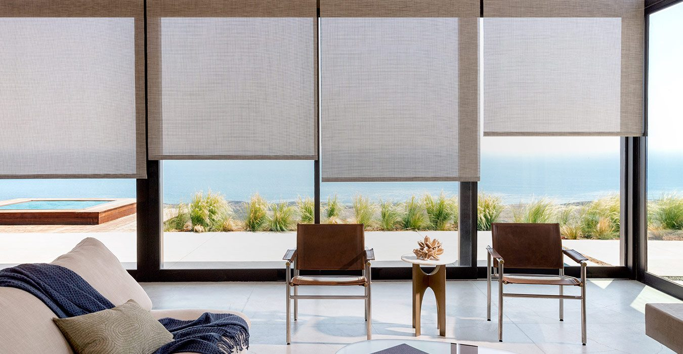 Roller Blinds That Go Up And Down