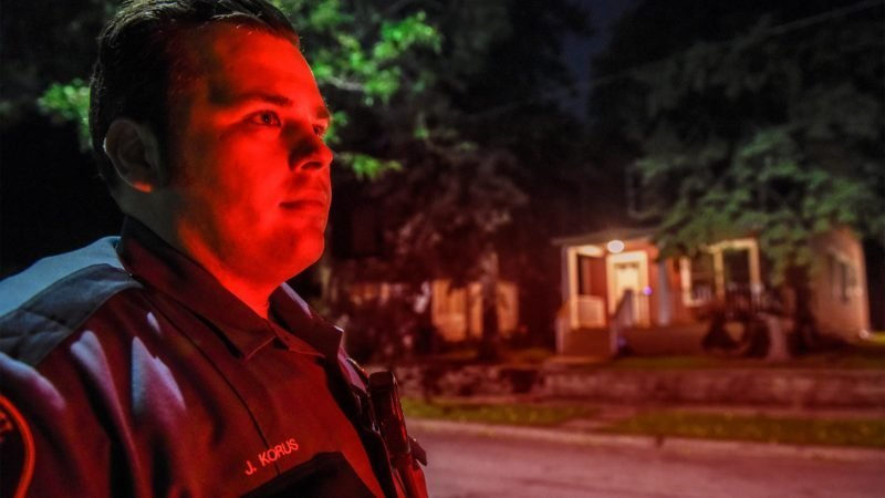 the weight of the badge police trauma suicides guns