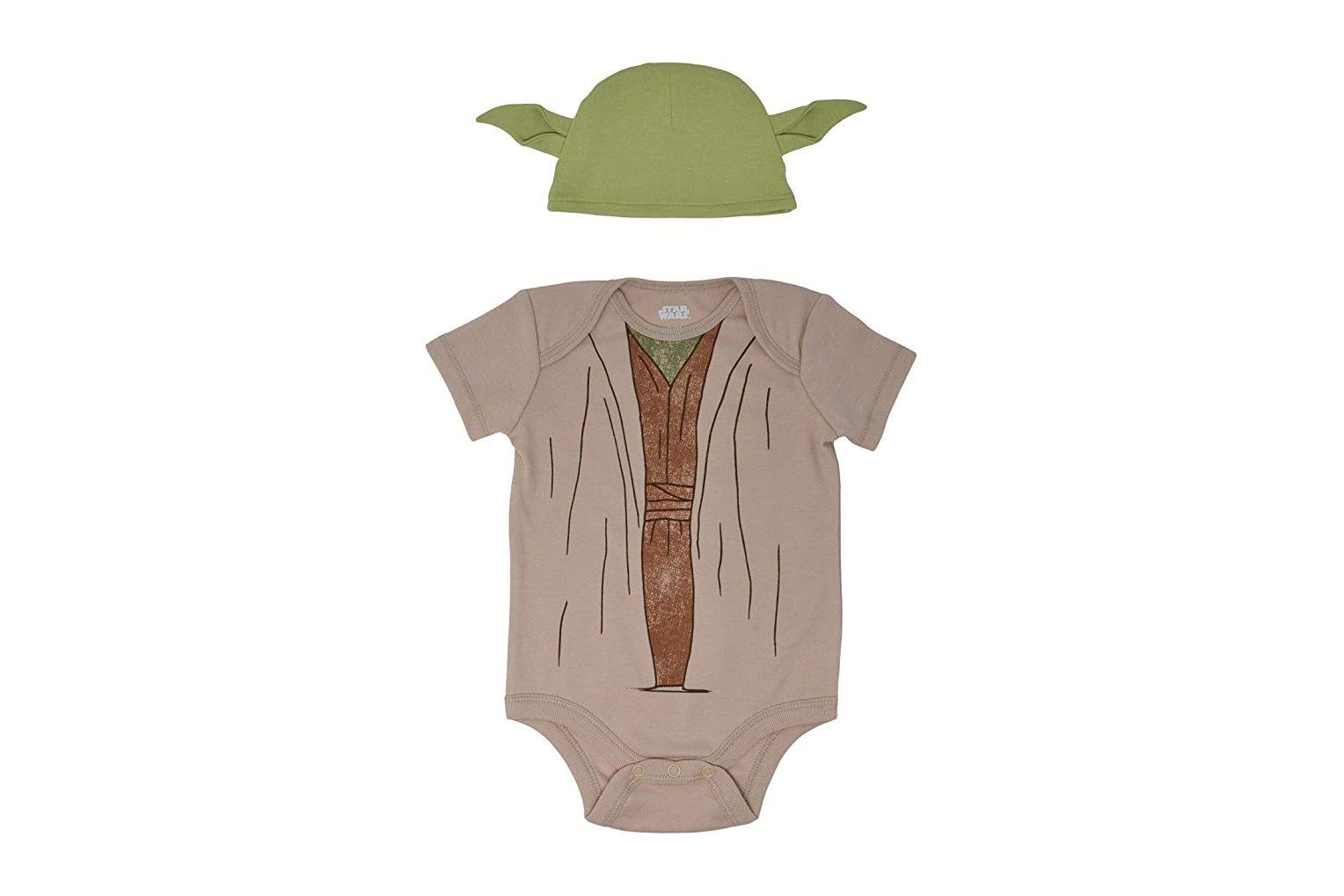 baby yoda costume halloween