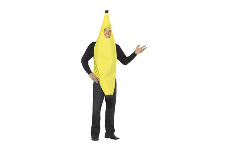 amazon banana costume
