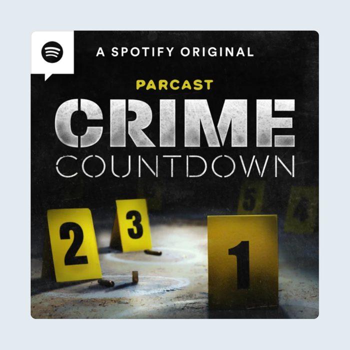 Crime Countdown Podcast