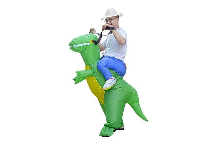 T-Rex cowboy