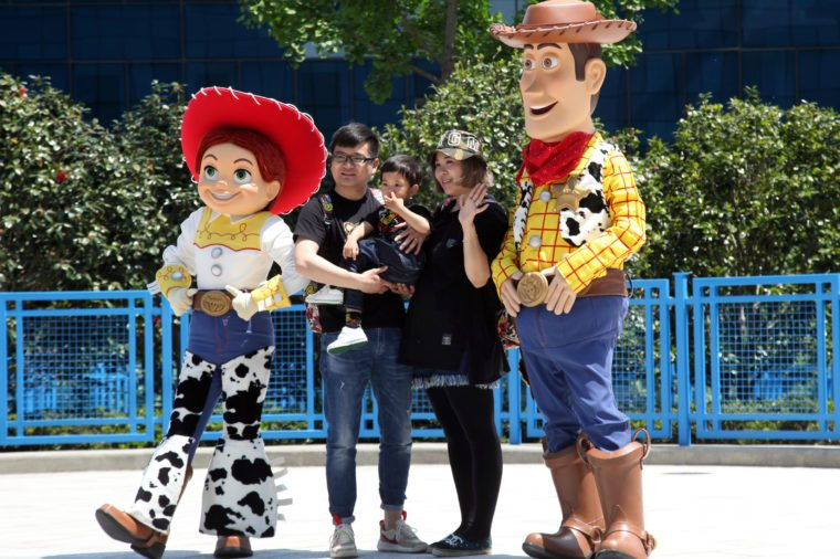 toy story disney characters