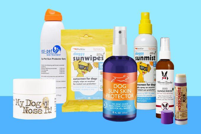 Dog Sunscreens