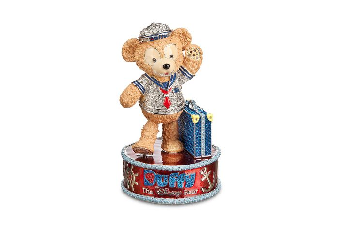 duffy the bear figurine