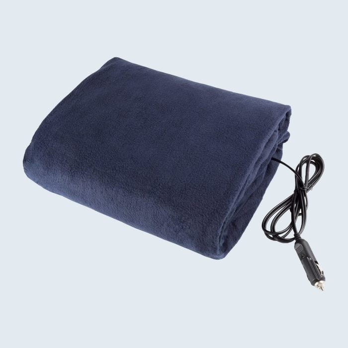 Electric blanket for the car