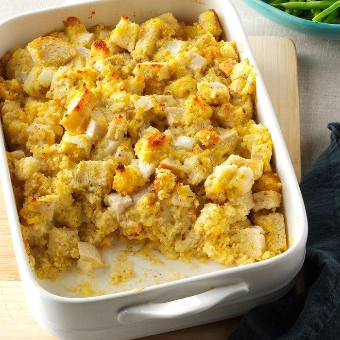 Tennessee: Corn Bread Chicken Bake