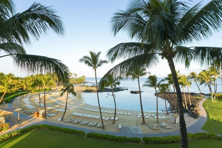 Fairmont Orchid, Big Island
