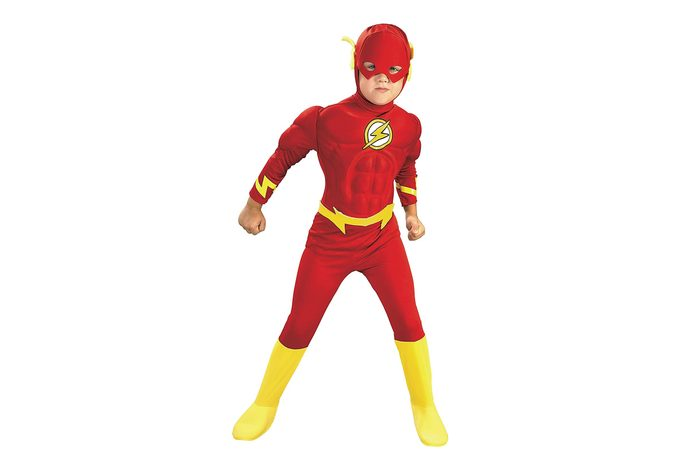 the flash costume halloween