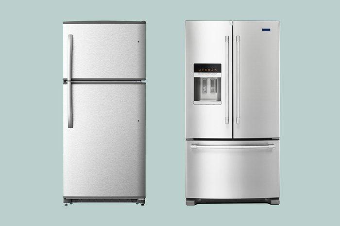 top freezer vs bottom freezer