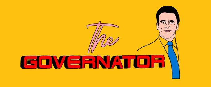 the govenator nicknames