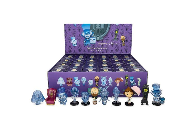 haunted mansion figures