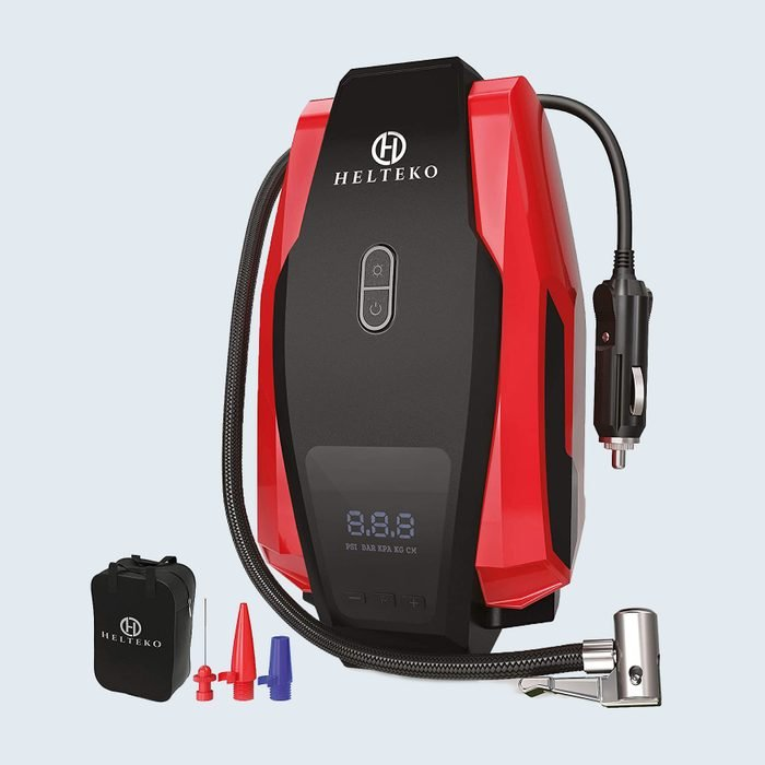 portable compressor pump