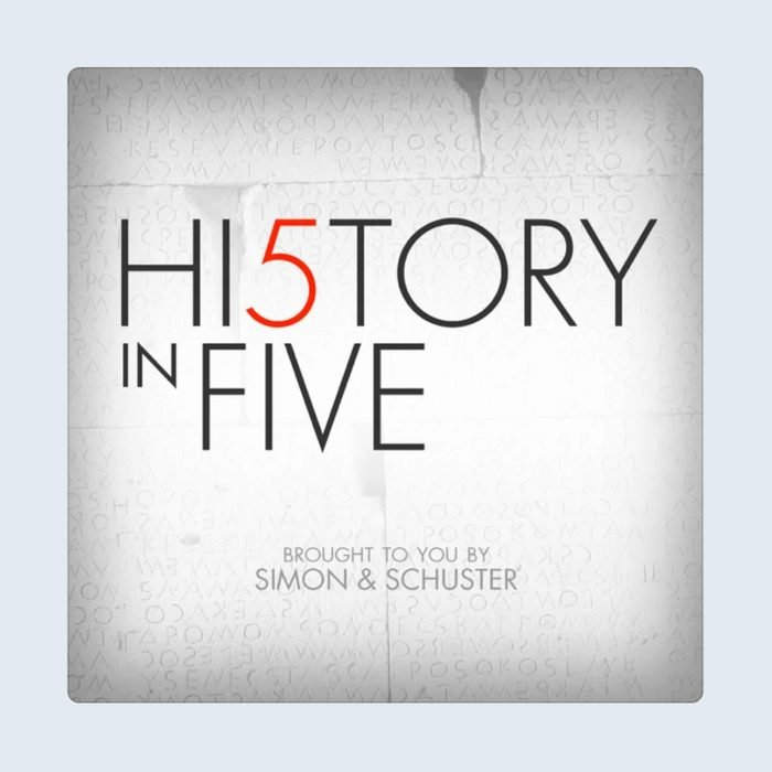 History In Five Podcast