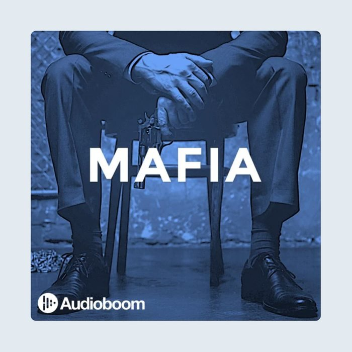 Mafia crime Podcast