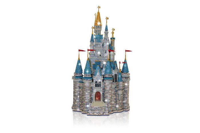 mini cinderella castle