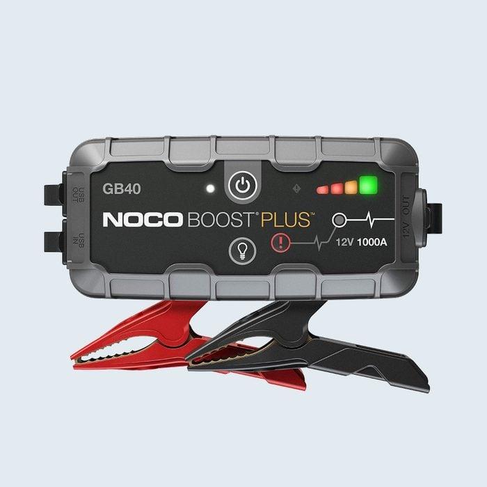 Noco car battery boost