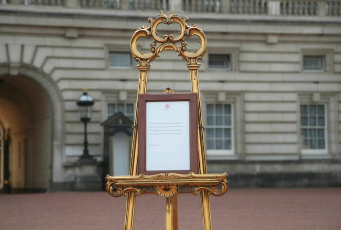 Royal Baby, London, United Kingdom - 06 May 2019