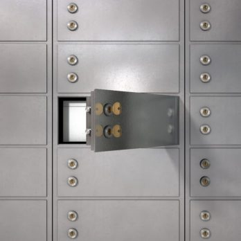 Why Your Bank Safe Deposit Box Isn't Actually Safe