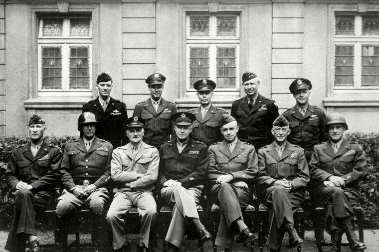 world war ii generals
