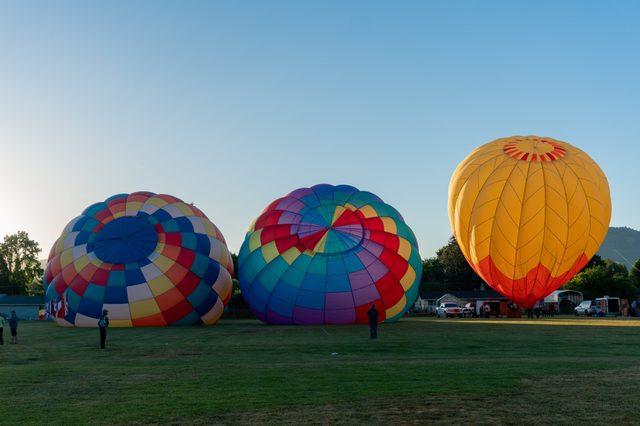 Balloon & Kite Festival-Grants Pass, Oregon