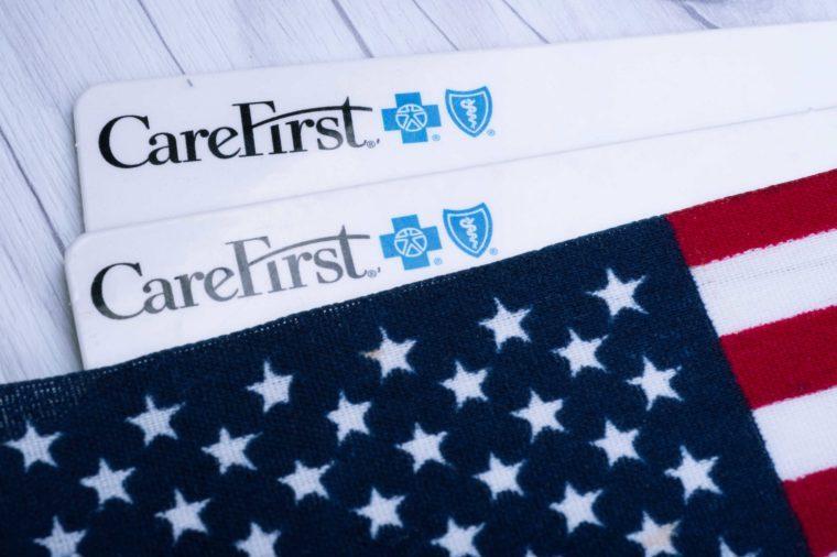 CareFirst Blue cross