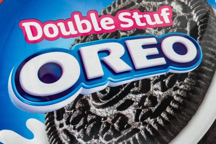 double stuf oreo package