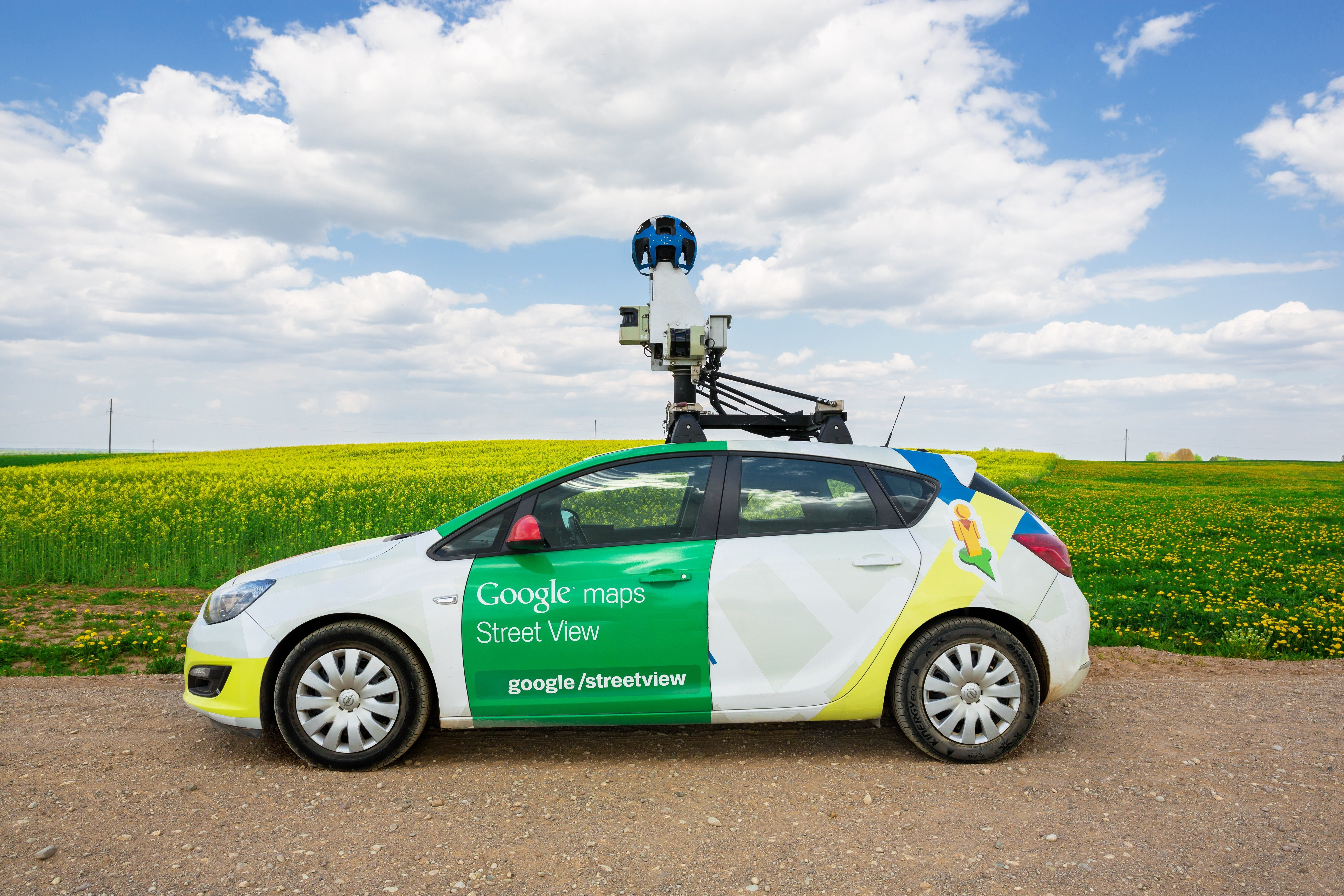 Here S How Google Street View Gets Its Pictures Reader S Digest