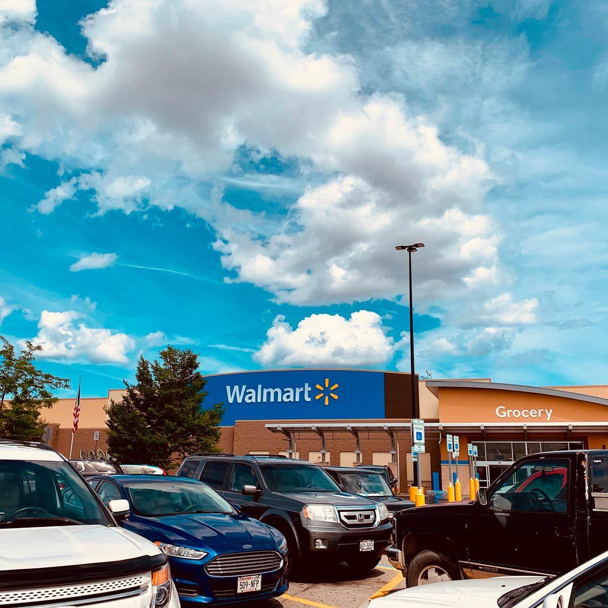 The Strange Item Walmart Stocks Up on Before Storms