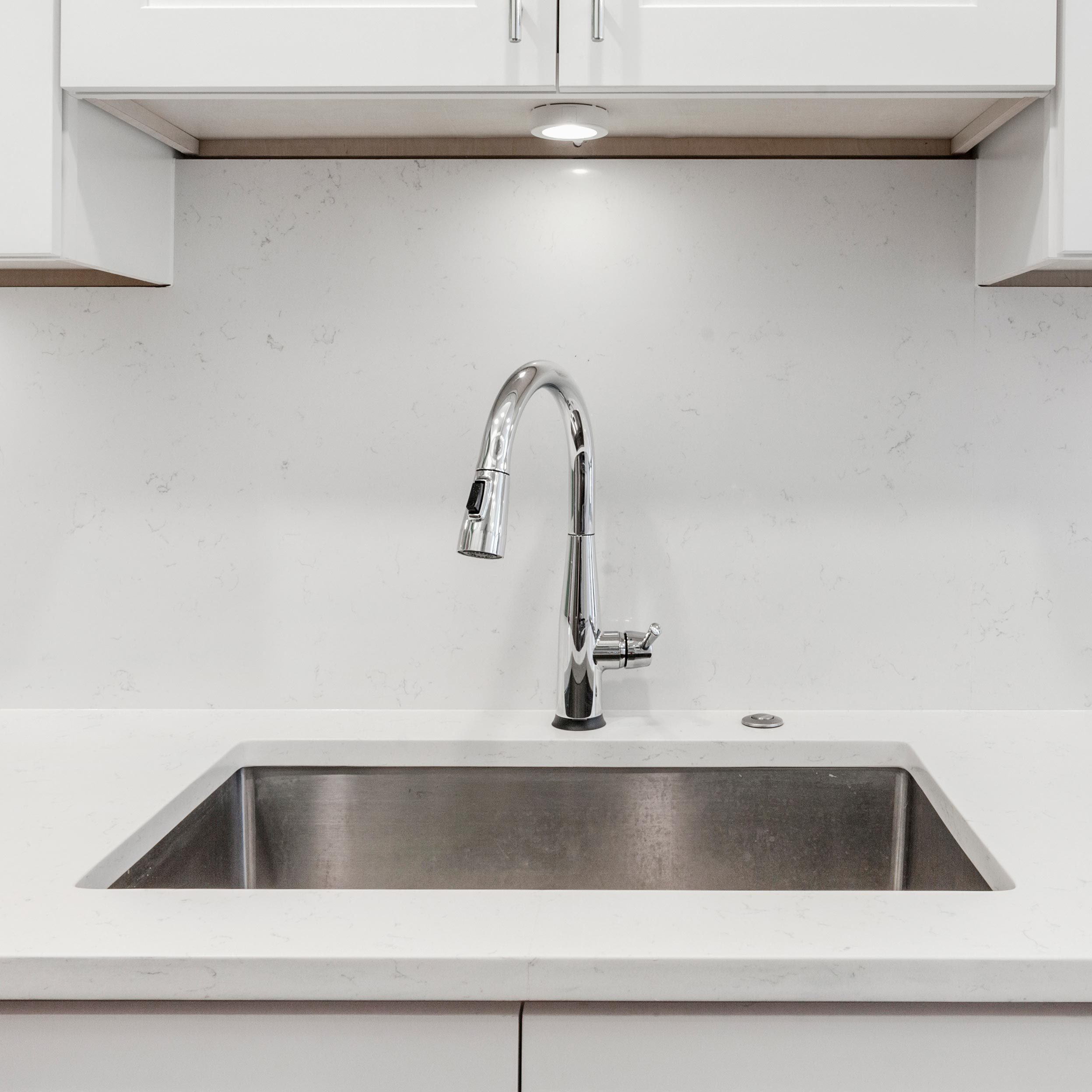 How To Clean A Stainless Steel Sink Reader S Digest