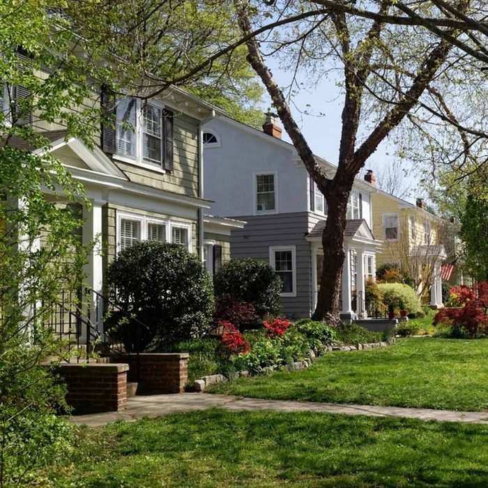 neighborhood homes