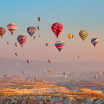 13 Soaring Facts About Hot Air Balloons