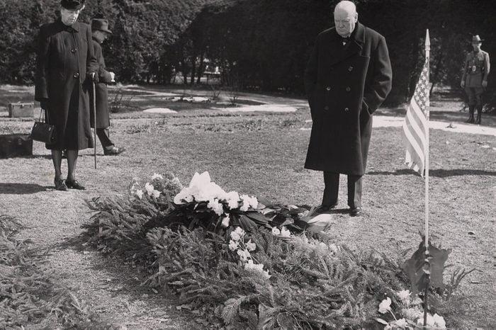 roosevelt grave site