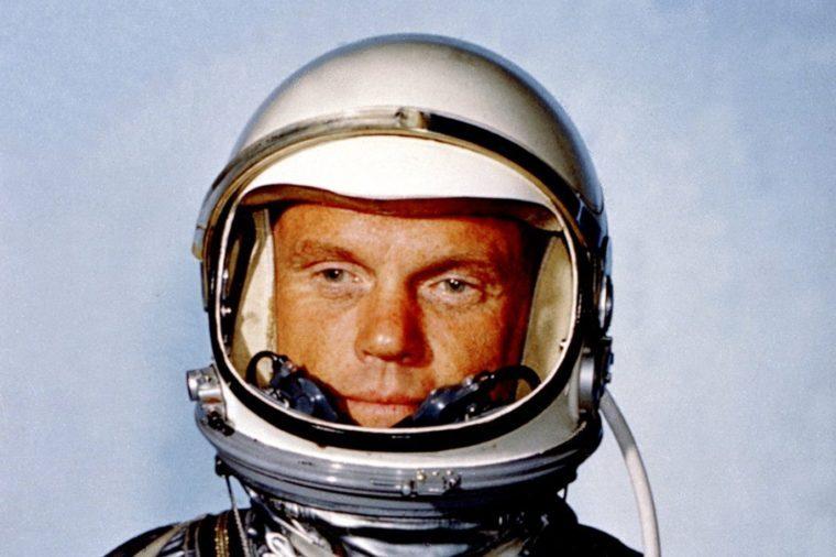 astronaut vision