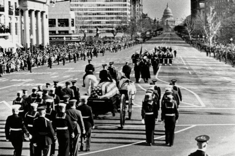 kennedy procession