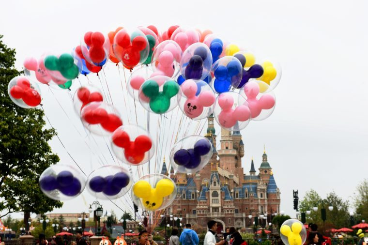 disney mickey balloons
