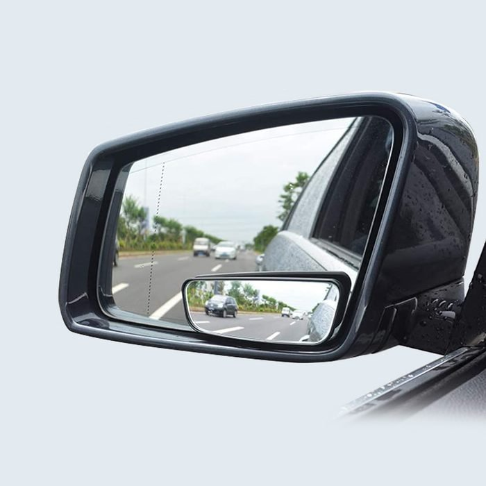 blind spot sideview mirror