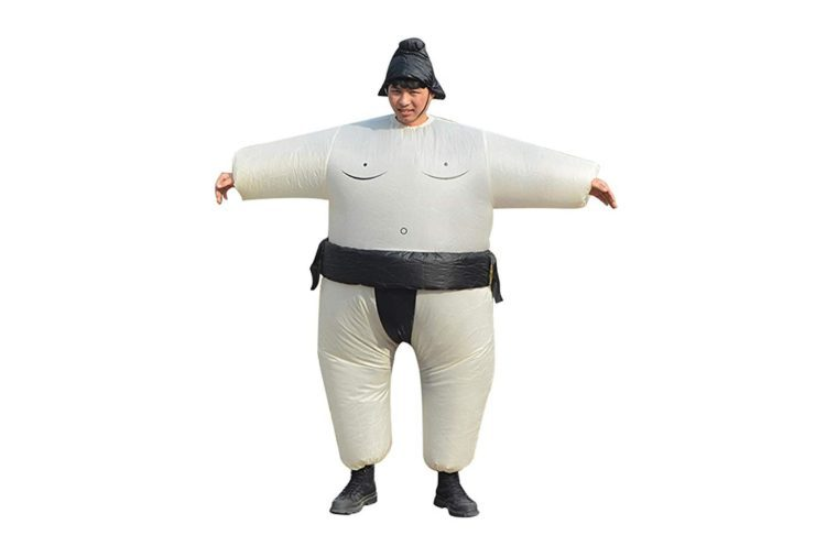 amazon sumo wrestler