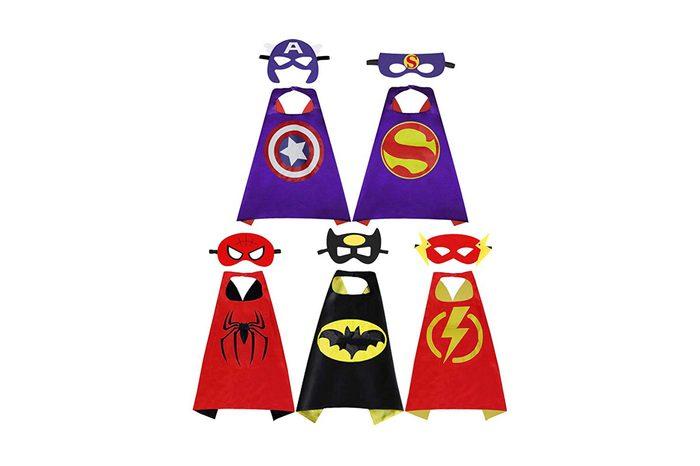 superhero gang