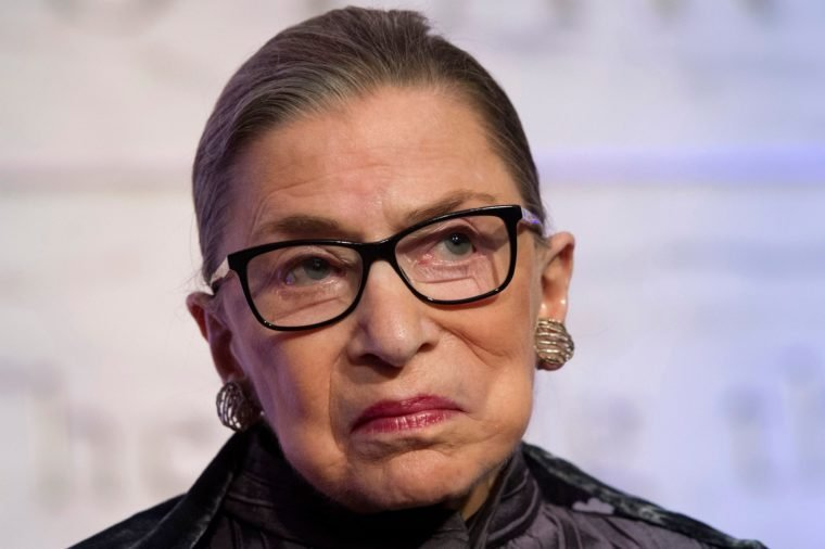 Supreme Court Ginsburg, Washington, USA - 7 Jul 2016